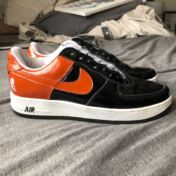 check out 5e0b6 215c0 Nike Air Force 1 Halloween 2005